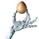 Dexterous robot by Paul Fleet