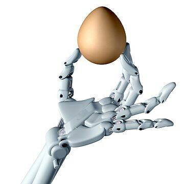 Dexterous robot by paulfleet