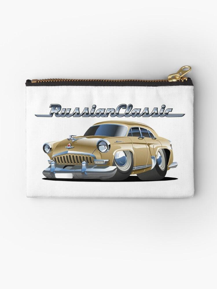 cartoon retro car by Mechanick