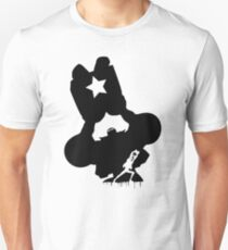 Franky Super Black T-Shirt