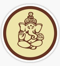 Hindu, Hinduism, Ganesh T-Shirt Sticker