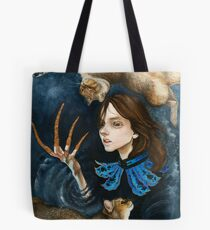 A Prince And His Flying Puddums  Tote Bag
