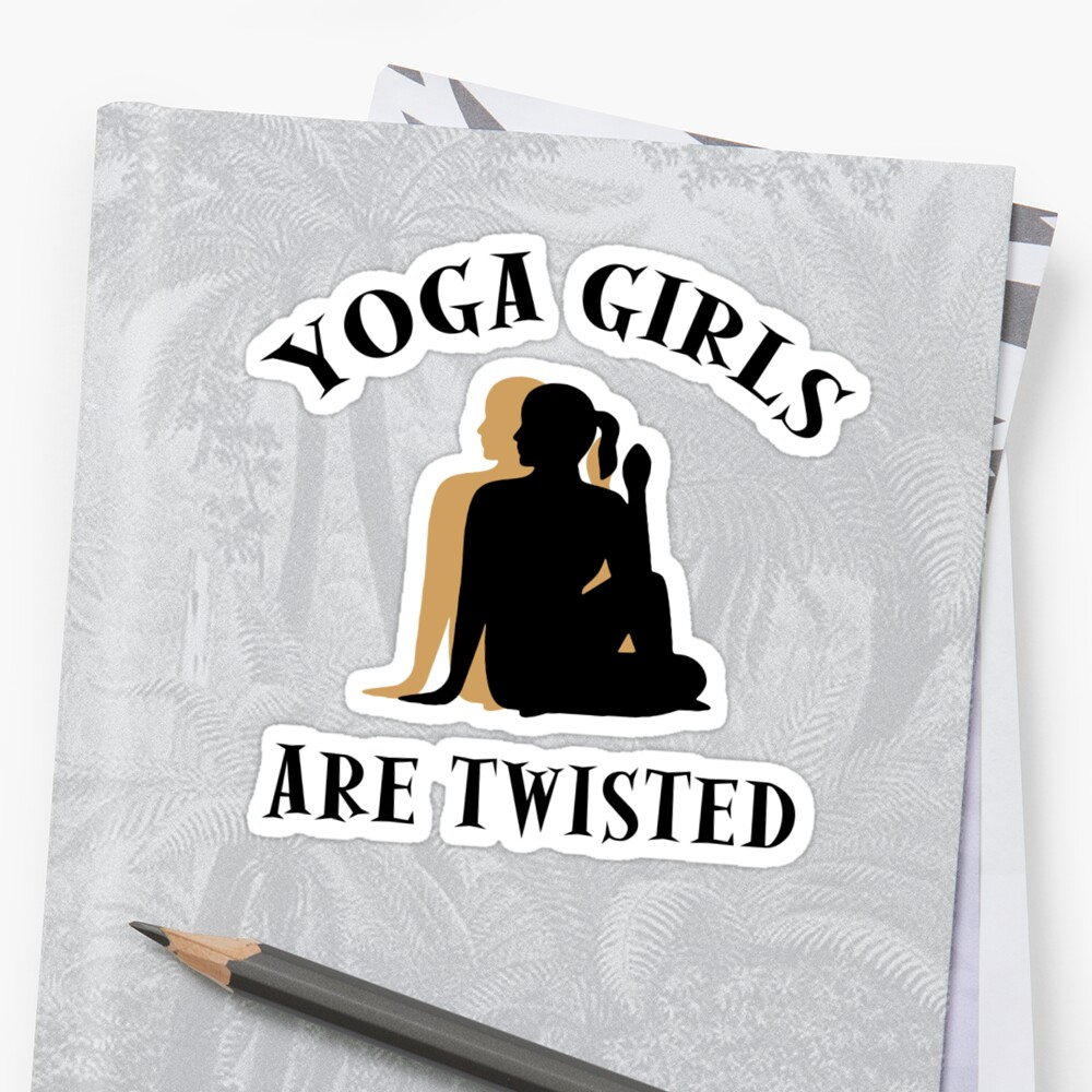 Very Funny Yoga T-Shirt by T-ShirtsGifts