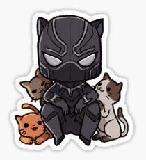 T'challa sticker Sticker