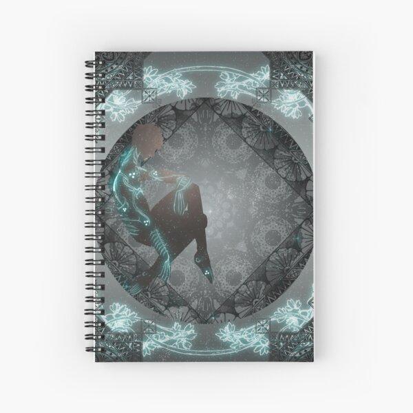 Veins of Lyrium Spiral Notebook