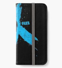 The X-Files iPhone Wallet/Case/Skin