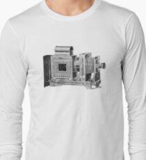 Old Line Art of a Westminster Enlarger T-Shirt
