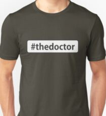 #thedoctor T-Shirt