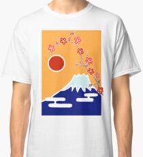 Mount Fuji in Spring Classic T-Shirt