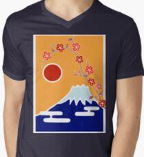 Mount Fuji in Spring T-Shirt