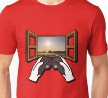 Let's Play Real Life Unisex T-Shirt