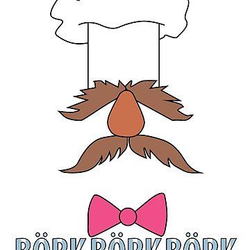 Bork Bork Bork by baileygrl24