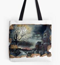 Breach to Mystic Falls  Tote Bag