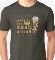 Join The Rubble Alliance T-Shirt