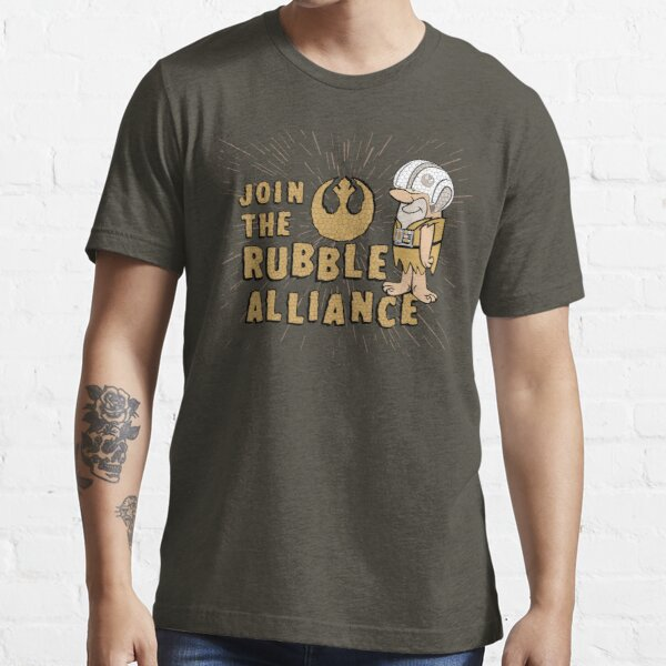Join The Rubble Alliance Essential T-Shirt