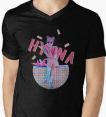 HYUNA Men's V-Neck T-Shirt