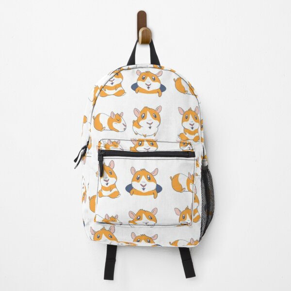 Cute and Adorable Guinea Pig Sticker Pack Backpack