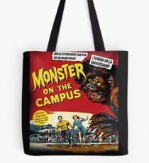 monsters on campus! Tote Bag