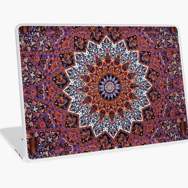 Indian Mandala Pattern Laptop Skin