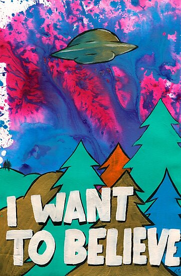 I Want To Believe by Jacob Johnson