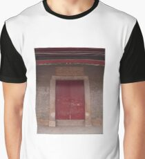 Chinese gate Graphic T-Shirt