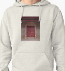 Chinese gate Pullover Hoodie