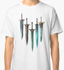 Moonlight Sword Classic T-Shirt