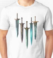 Camiseta unisex Espada de luz de luna
