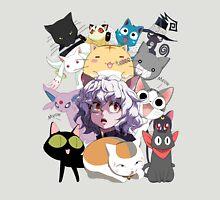 Anime Manga Cats Shirt Unisex T-Shirt