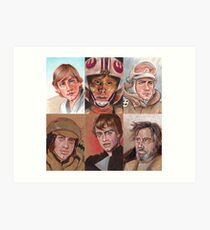 Walker Sky Collection Art Print