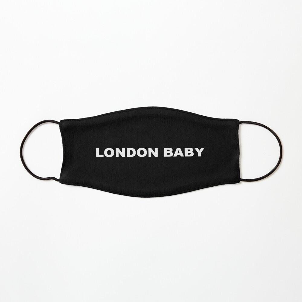 London Baby Andrei Lucas merch Mask