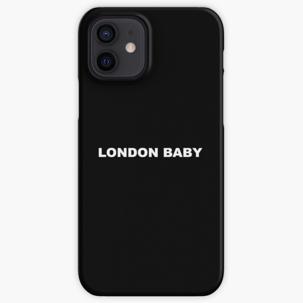 London Baby Andrei Lucas merch iPhone Case & Cover