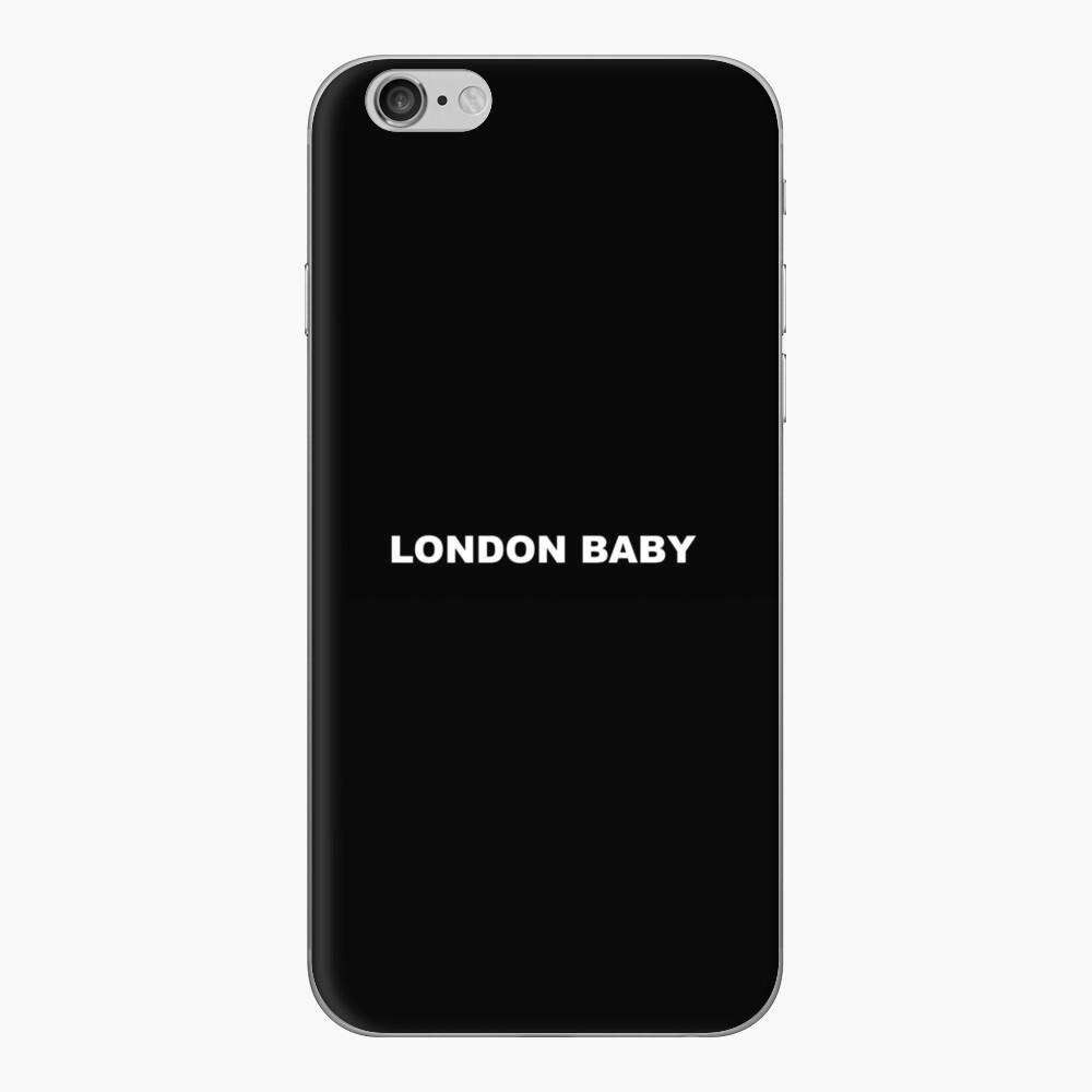 London Baby Andrei Lucas merch iPhone Skin