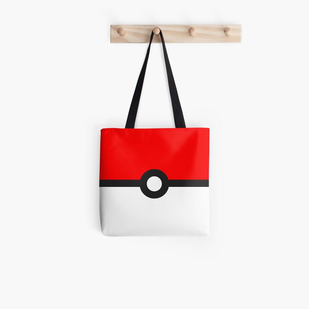 Pokemon Pokeball Tote Bag