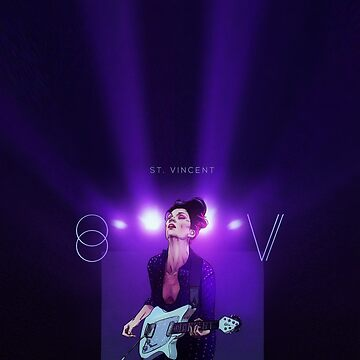 St. Vincent poster by ShiraK
