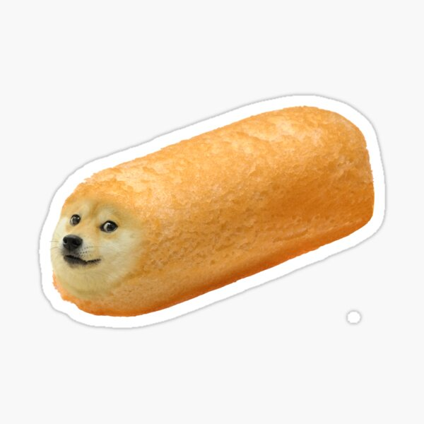 Twinkie Doge Sticker
