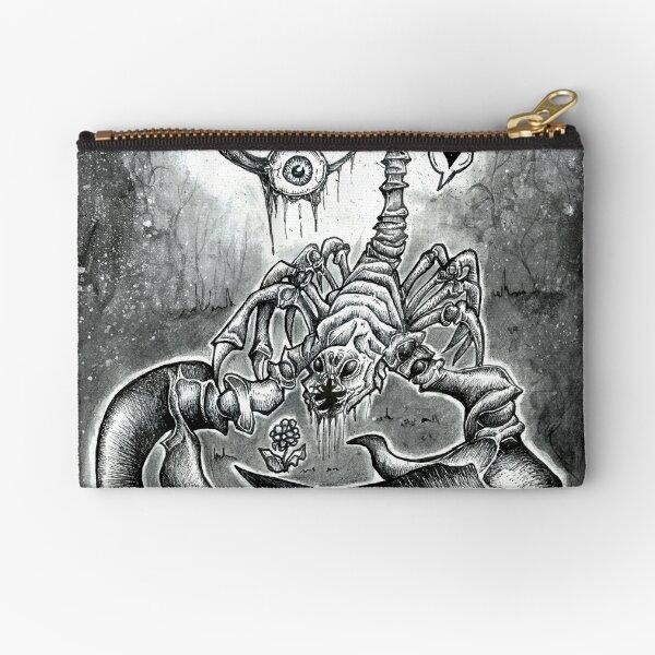 Little Things, Absurd Art Zipper Pouch