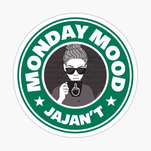 Monday mood: JAJAN´T Pegatina