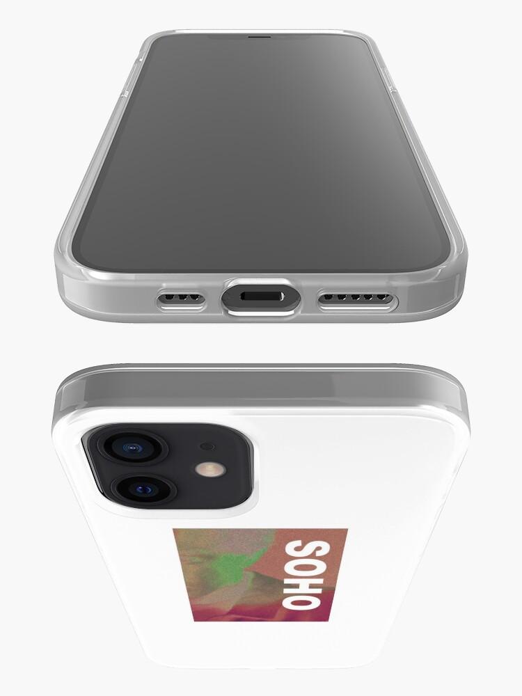 Alternate view of SOHO ANDREI LUCAS MERCH iPhone Case & Cover