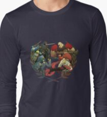 Team Fortress 2 - Competitive Long Sleeve T-Shirt