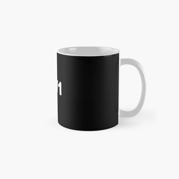 SW1 ANDREI LUCAS DEBUT ALBUM MERCH Classic Mug