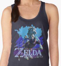Legend of Zelda: Breath of The Wild Women's Tank Top