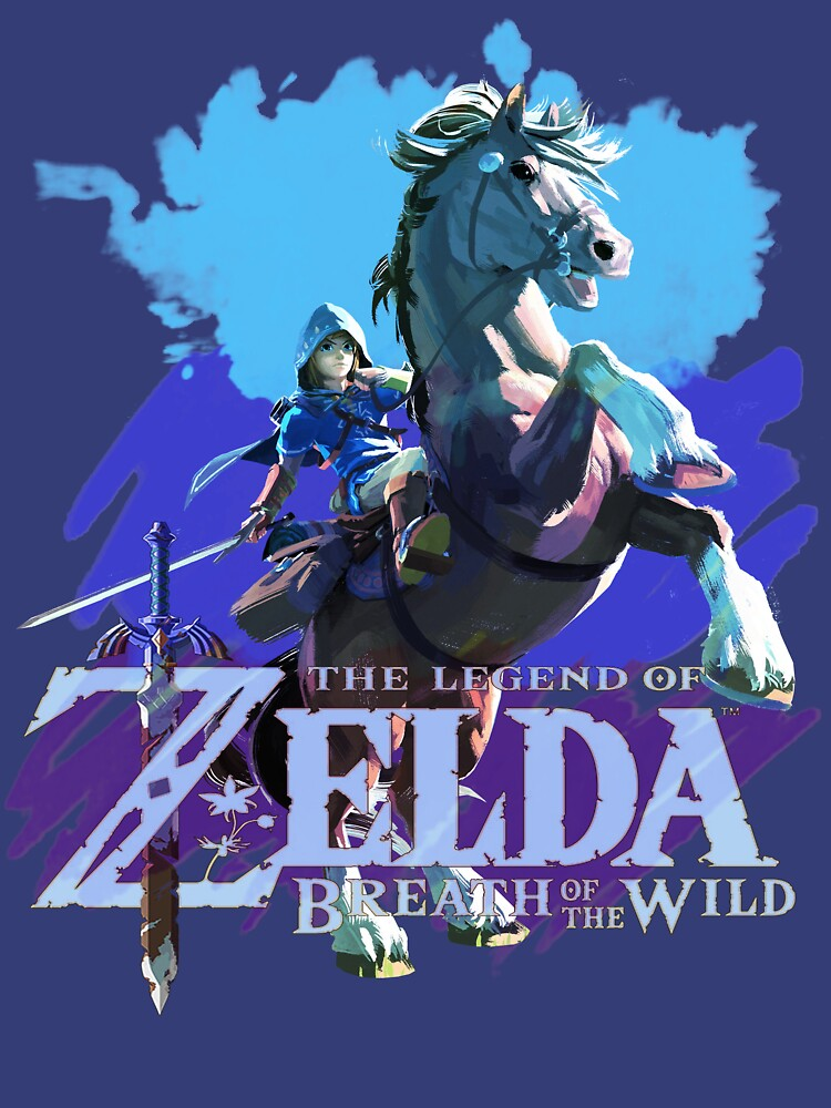 Legend of Zelda: Breath of The Wild | Unisex Tank Top