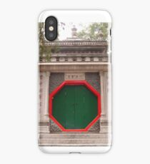 Chinese Gate iPhone Case