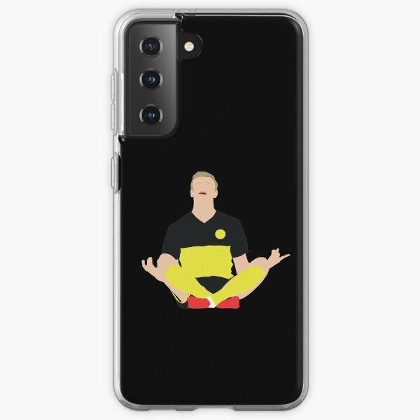 Haaland Norway Wonderkid Zen Celebration Samsung Galaxy Soft Case