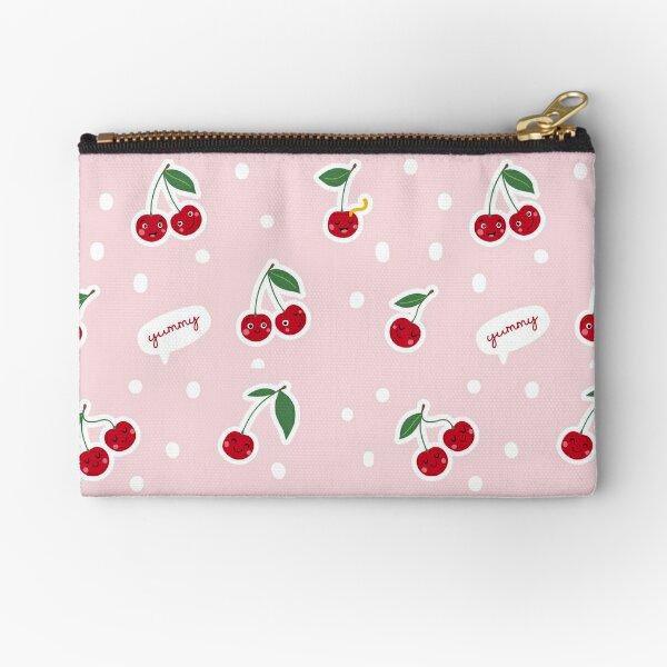 cheeky cherries Zipper Pouch