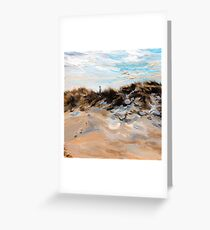 Tercshelling Lookout Greeting Card