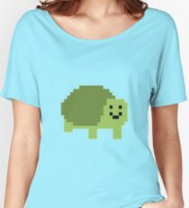 Unturned Turtle Women's Relaxed Fit T-Shirt