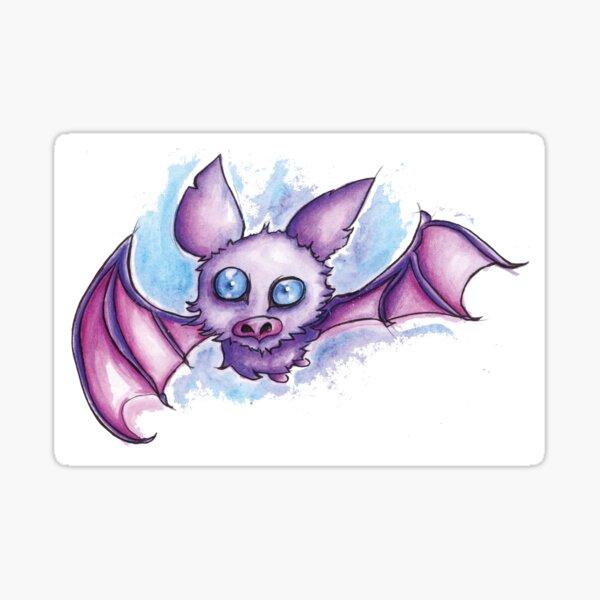 Flying Fox, Absurd Art Sticker