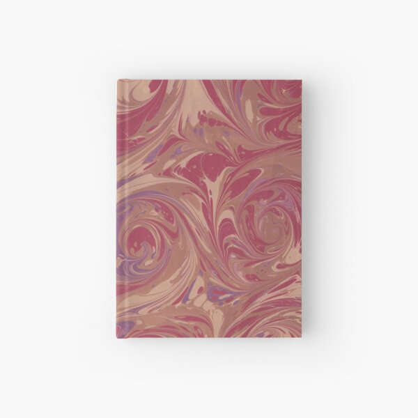 Marble no 2 Hardcover Journal